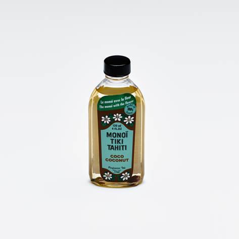 Monoi Tiare Tahiti — Coconut Oil - Coconut Naturel - 4 OZ