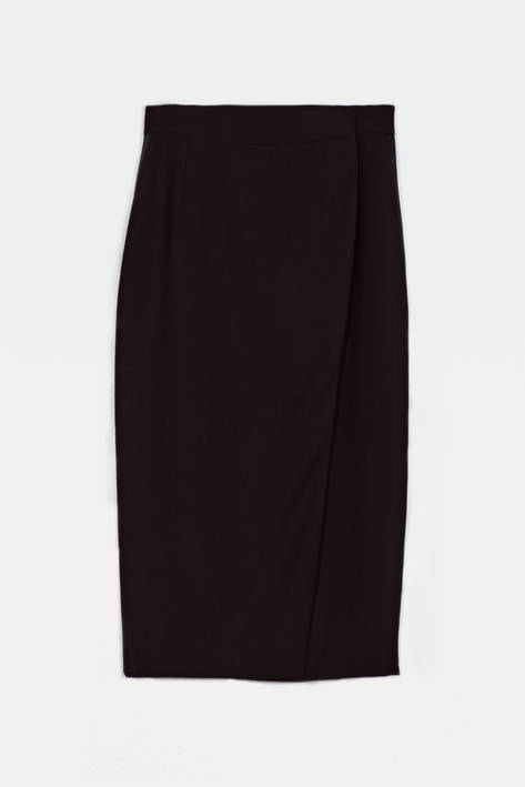 Pallas — Gamma Skirt - Noir