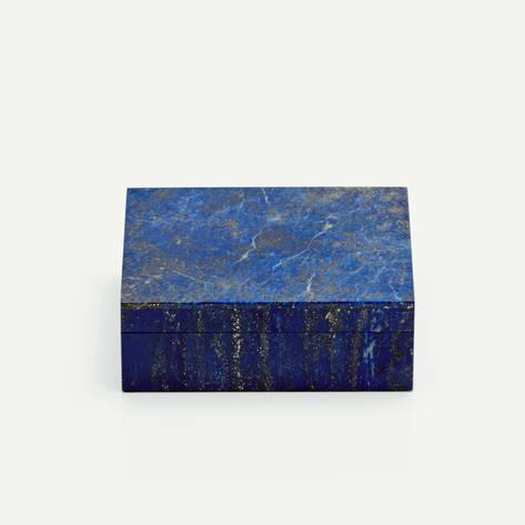 Creel and Gow — Lapis Lazuli Box