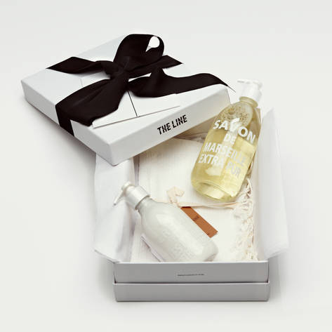 The Line — The Purely Indulgent Gift Set