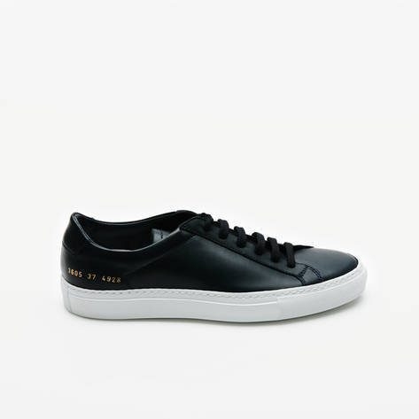 Woman by Common Projects — Original Vintage Low - Navy