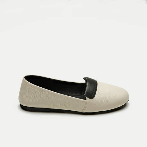NewbarK — Sadie Loafer with Flap