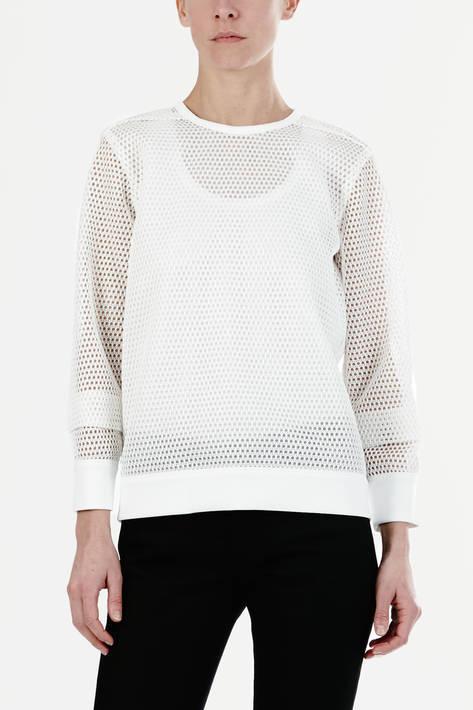 Reed Krakoff — Sweatshirt - White