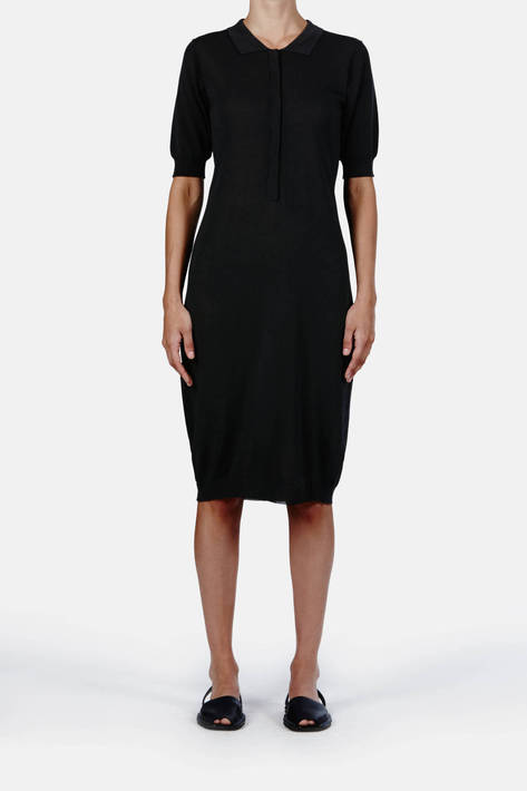 Toteme — Antwerp Dress - Black