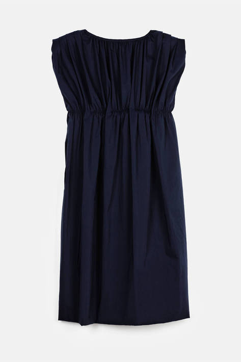J.W. Anderson — Balloon Dress -  Navy