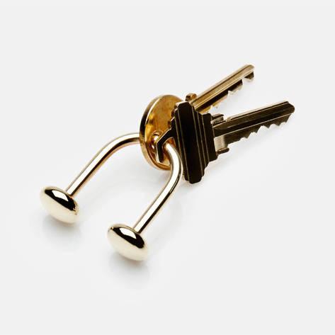 Carl Aubock — U Key Ring