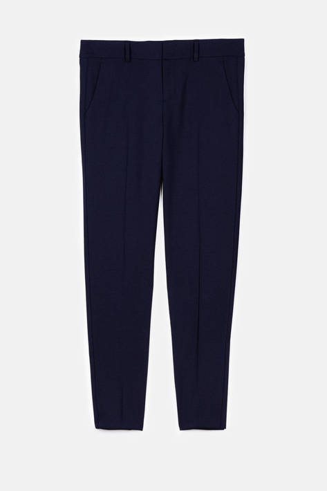 Vince — Side Strapping Pant - Coastal