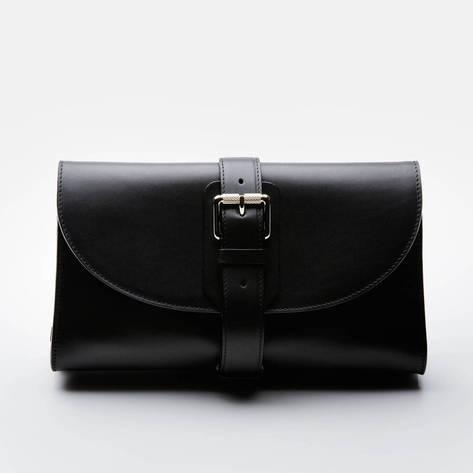 Proenza Schouler — Buckle Bag Clutch - Black