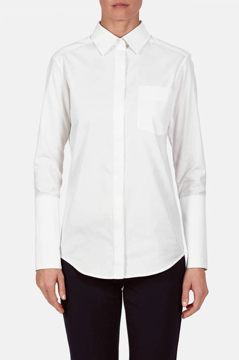 Protagonist — Shirt 01, Shirting - White