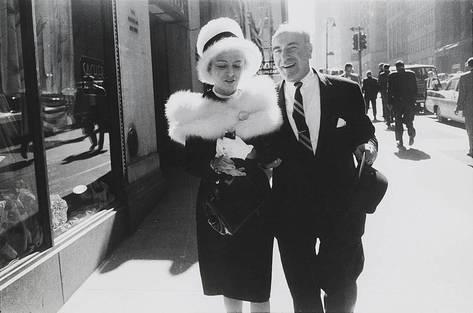 Garry Winogrand, New York, 1962