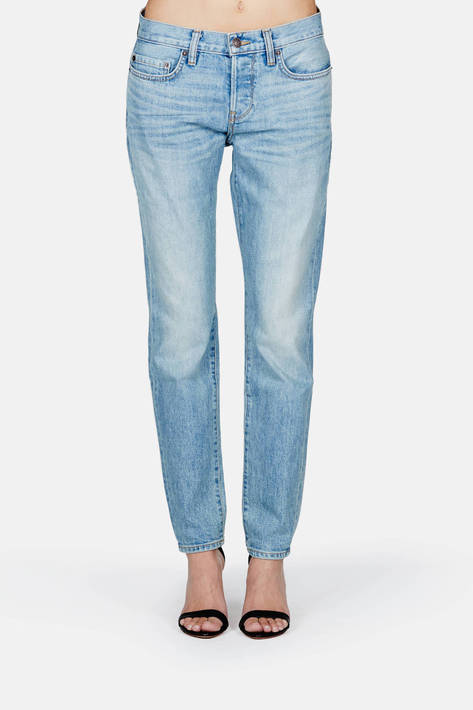 6397 — Baggy Jeans - Classic Used Blue