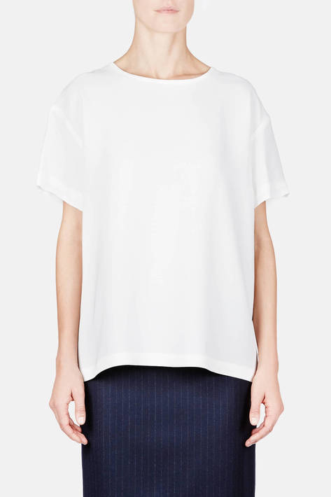 Protagonist — T-Shirt 03 Oversize T - Ivory