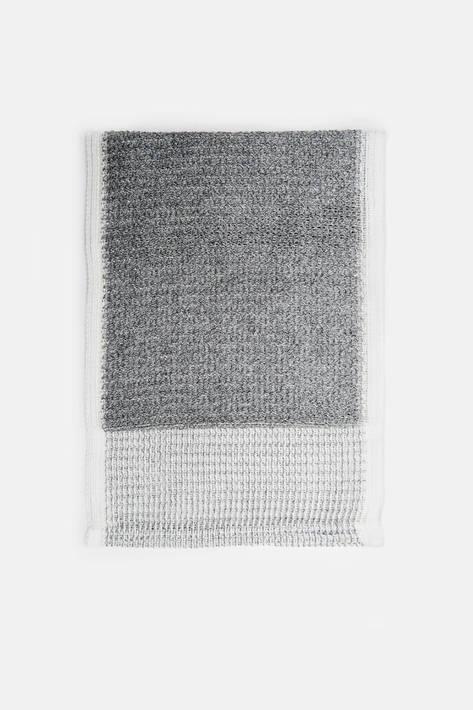 Morihata — Binchotan Charcoal Body Scrub Towel