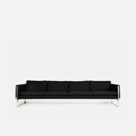Collected by The Line — Hans Wegner 4-Seat Sofa
