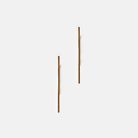 Ana Khouri — Ana Khouri x The Line Earrings with Clip