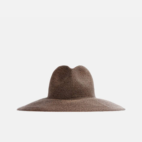 Albertus Swanepoel — St Lucia Wide Brimmed Hat - Brown