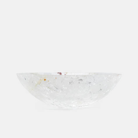Creel and Gow — Rock Crystal Bowl