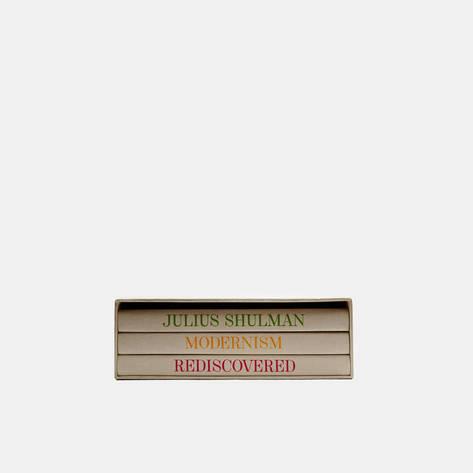 Taschen — Julius Shulman: Modernism Resdiscovered