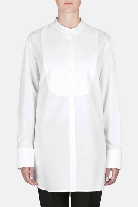 Protagonist — Tunic 04 Plastron Tunic - White