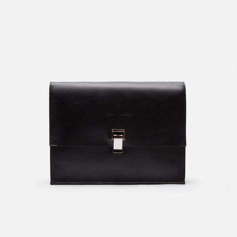 Proenza Schouler — Large Lunch Bag - Black