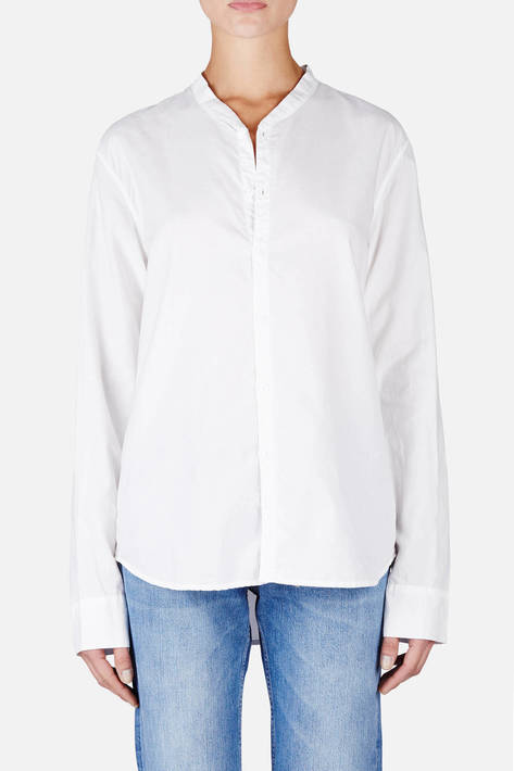 1.61 — M.H. Uniform Shirt - White