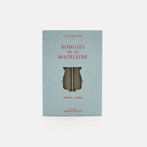 Cire Trudon — Dripless and Smokeless Unscented Tapers - Grey