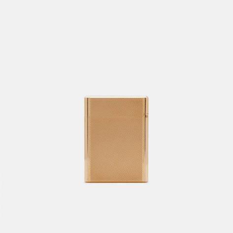 Camilla Dietz Bergeron — Gold Plated Lighter