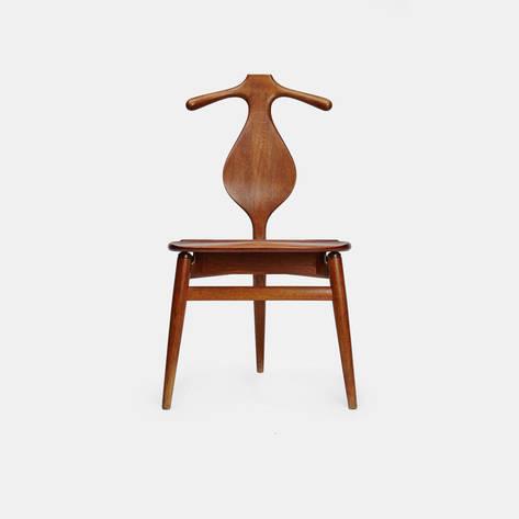 ASH — Valet Chair by Hans Wegner