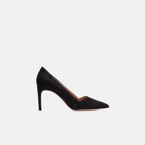 Calvin Klein Collection — Belle 85mm Heels - Black