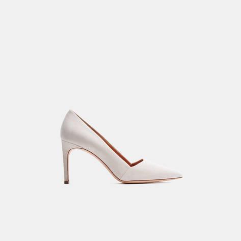 Calvin Klein Collection — Belle 85mm Heels - Bone