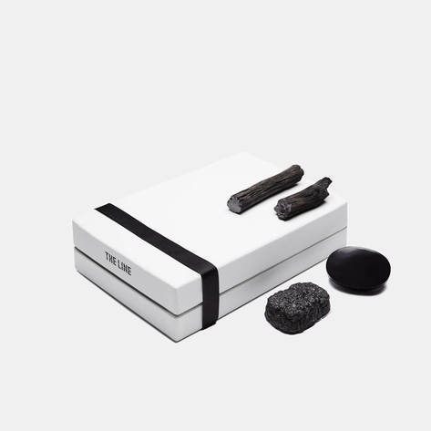 The Line — The Lump of Coal Gift Set