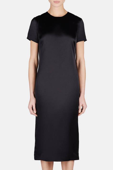 Jenni Kayne — S/S Midi Dress - Black
